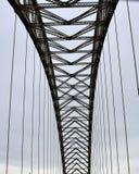 De structuur van de brug Royalty-vrije Stock Foto