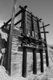 De Structuur van de mijnbouw Royalty-vrije Stock Fotografie
