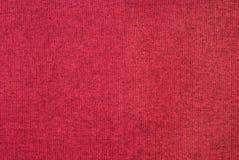 De structuur van een kleine wol breit Stock Afbeeldingen
