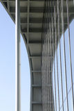 De structuur van Glas Stock Fotografie