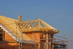 De structuur van het dak Stock Afbeelding