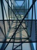 De structuur van het metaal stock afbeelding