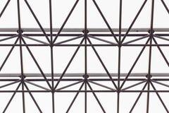 De structuur van het metaal Stock Foto's