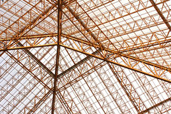 De structuur van het staal Stock Afbeelding