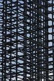 De structuur van het staal Royalty-vrije Stock Afbeelding