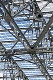 De Structuur van het staal Royalty-vrije Stock Afbeeldingen