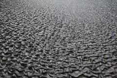 De structuur van het zand Royalty-vrije Stock Foto's