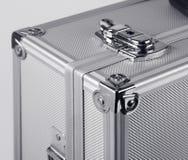 De structuurdetail van het aluminium stock afbeeldingen