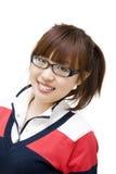 De studentenmeisje van de school Royalty-vrije Stock Afbeelding