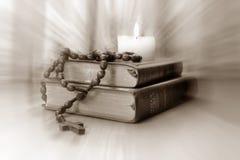 De Studie van de bijbel Royalty-vrije Stock Afbeelding