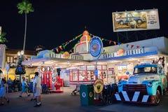 De Studio's van Disney ` s Hollywood in Orlando, Florida Stock Foto