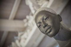 De Studio's van het Nicolibeeldhouwwerk, Carrara, Italië Royalty-vrije Stock Fotografie