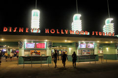 De Studio's van Hollywood van Disney, Orlando, FL Stock Fotografie