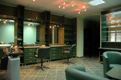 De studio van de kapper Royalty-vrije Stock Fotografie