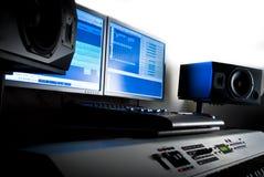 De studio van het huis Stock Foto's