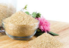 De Suiker van Demerara Royalty-vrije Stock Foto