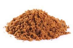 De suiker van Muscovado Stock Foto