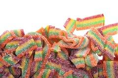 de suikerbanden van de suikergoedkleur Royalty-vrije Stock Foto