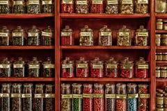 De Suikergoedwinkel royalty-vrije stock foto's
