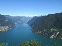 De Suiza al mundo Foto de archivo libre de regalías