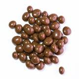 De sultanarozijnen van de chocolade Royalty-vrije Stock Afbeelding