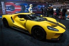 De super auto van GT van de doorwaadbare plaats Stock Fotografie