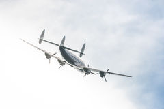 De Super Constellatie van Lockheed Royalty-vrije Stock Foto