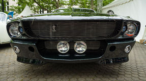 "De Super Slang poney van autoford shelby GT500 ""Eleanor"" Stock Afbeelding"