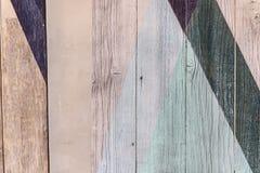 De superfície Textured de placas de madeira Imagem de Stock