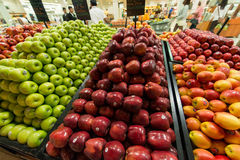 De Supermarkt Waitrose van Doubai op 8 Augustus I Stock Afbeelding