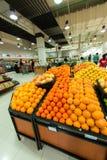 De Supermarkt Waitrose van Doubai op 8 Augustus I Royalty-vrije Stock Afbeelding
