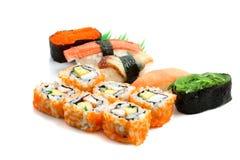 De sushi van de mengeling Royalty-vrije Stock Foto's