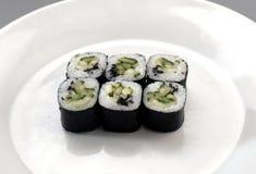 De sushi van het voorgerecht Royalty-vrije Stock Foto