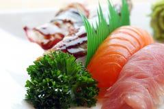 De Sushi van Nigiri Royalty-vrije Stock Foto's