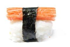 De Sushi van Surimi Stock Foto's