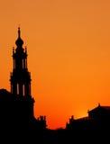 De symbolen van Dresden royalty-vrije stock foto's