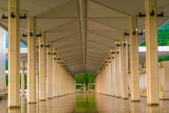 De symmetrie Royalty-vrije Stock Foto