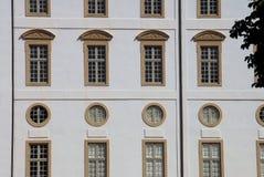 De Symmetrie van het venster royalty-vrije stock afbeelding