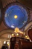 De synagoge van ?Ohel Moed? in Tel Aviv, Israël Royalty-vrije Stock Foto's