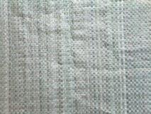 De synthetische textuur van de canvasstof stock fotografie