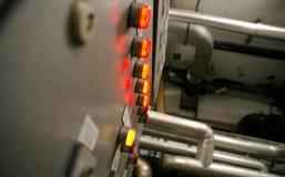 De systemen van de industrie stock foto's