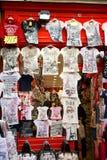 De T-shirts van Parijs Stock Foto's