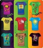 De t-shirts van vrouwen Royalty-vrije Stock Foto