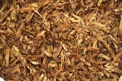 De tabak van de rook Stock Foto's