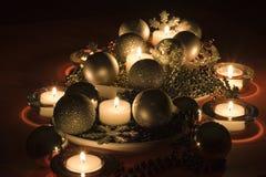 De Tableaus van Kerstmis Royalty-vrije Stock Foto