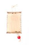 De tablet van de klei voor wensen Stock Foto's