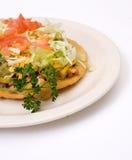 De taco van Pueblo stock fotografie
