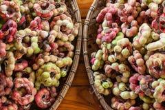De tamarindevruchten van Manilla Royalty-vrije Stock Afbeeldingen