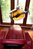 De tand verzekering van de stoeltandarts Royalty-vrije Stock Afbeeldingen