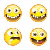 De tanden van Nice Stock Illustratie